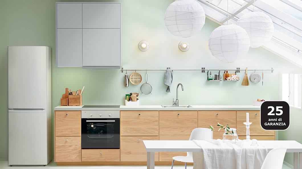 Quattro trucchi per scegliere il colore della tua cucina ...