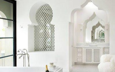 Dipingere la casa di Bianco