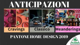 I colori 2019 le anticipazioni Pantone